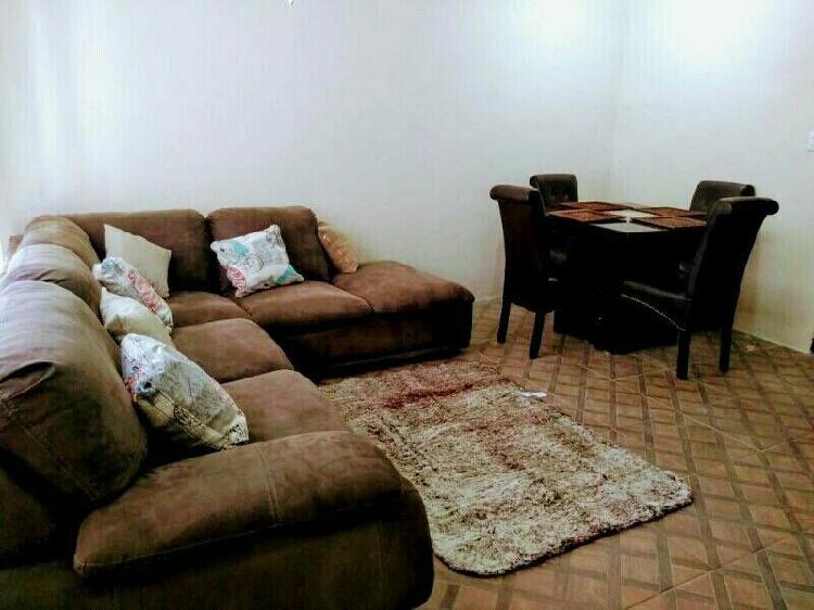 Casa amueblada 2 rec 1 baño en porto bello cancun av las