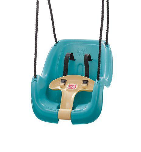 Paso 2 infantil para niños pequeños asiento de columpio