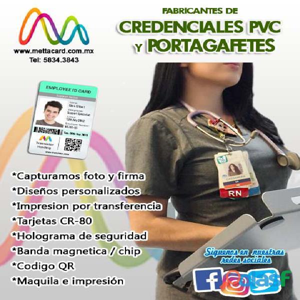 Trabajos de maquila y credenciales pvc ecatepec