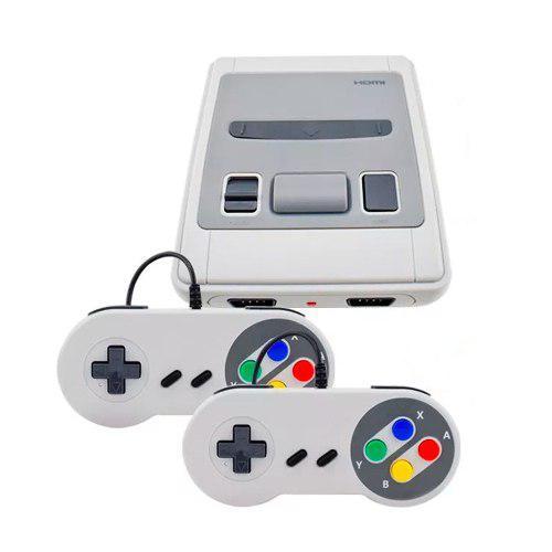Consola mini videojuegos 621 juegos hdmi genérica sfc621