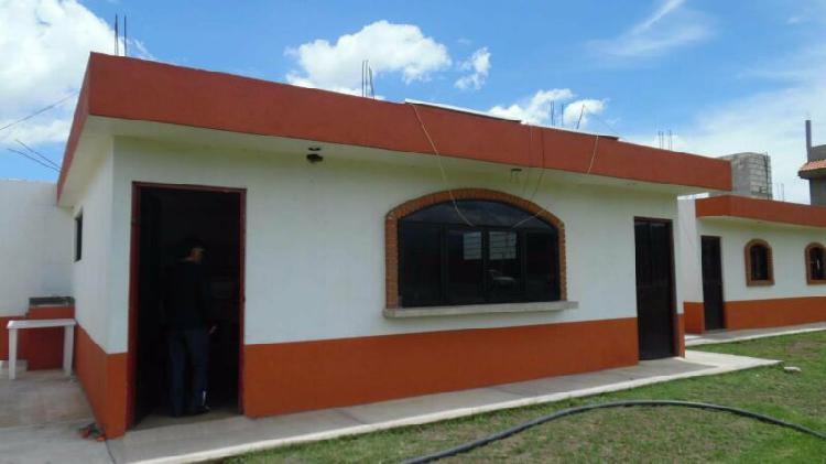 Rancho en venta ubicado en tenextepec