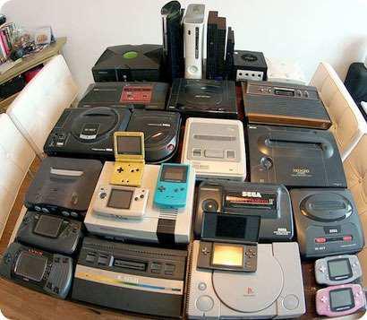 Retro juegos consolas antiguas descarga digital colecciones