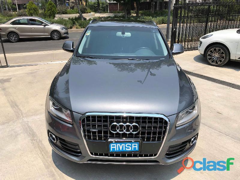 Audi q5 elite 2014
