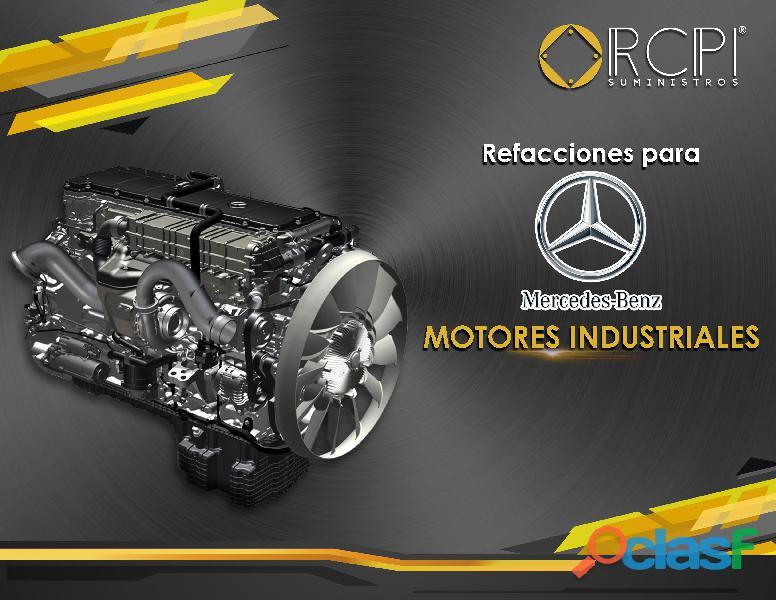 Partes para motores industriales Mercedes Benz