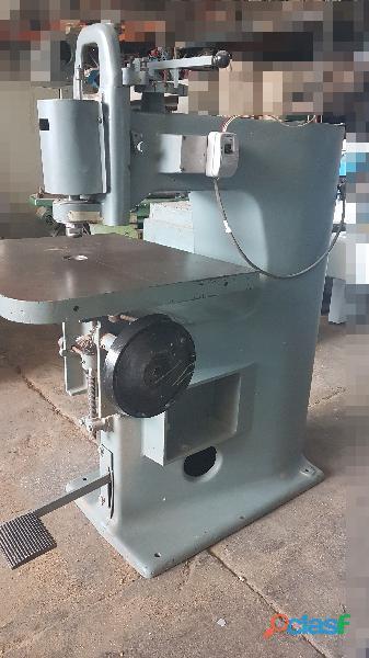 Router de columna danckaert con inclinación 3 hp