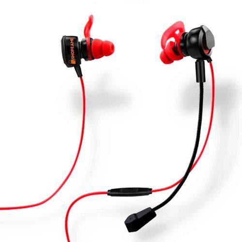 Audífonos celular gamer manos libres auxiliar micrófono