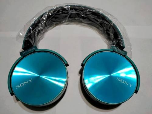 Audifonos sony bluetooth, microfono, radio, envio gratis