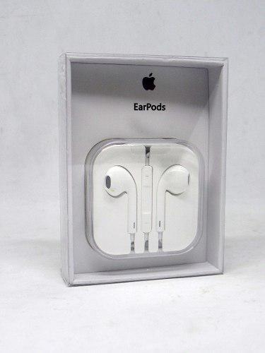 Audifonos tipo earpods manos libres calidad original iphone