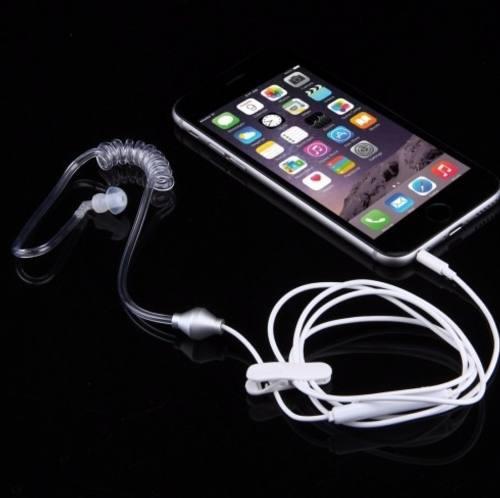 Escolta manos libres chícharo audífono entrada 3.5mm