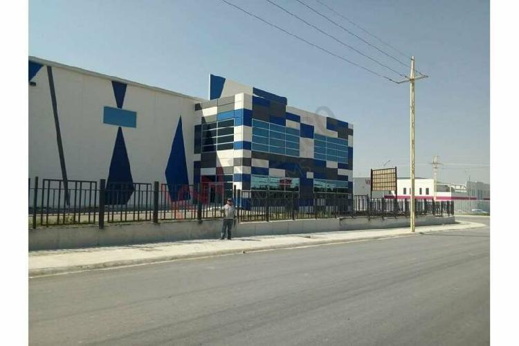 Nave Industrial en Renta, Parque Industrial SERVER