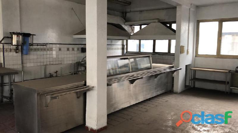 Cocina industrial acero inoxidable usada