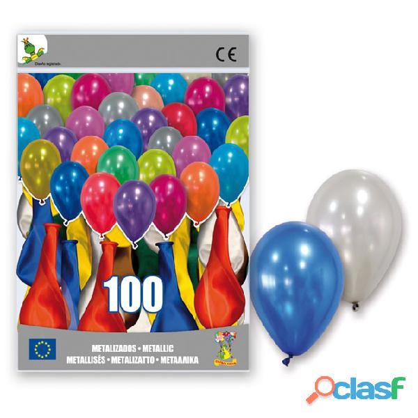 Empaca globos en su hogar
