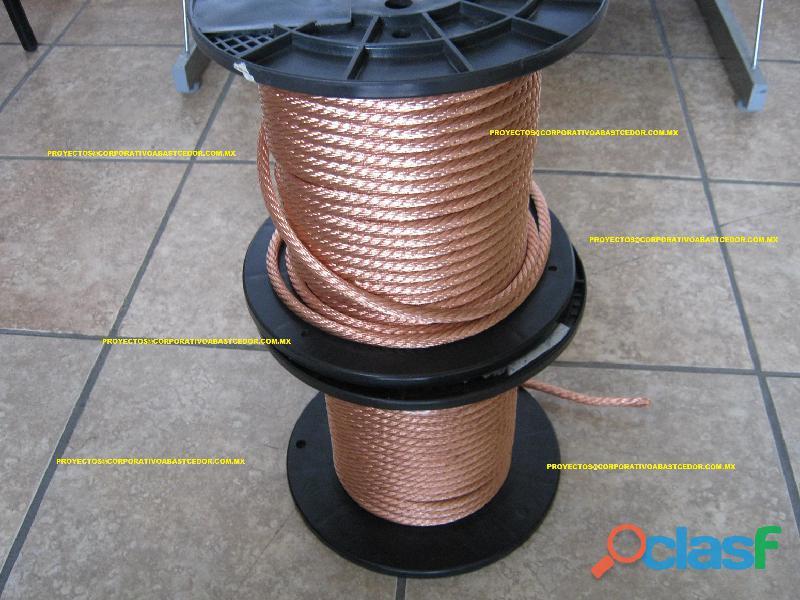 Trencilla de cobre flexible precio