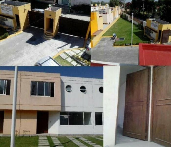2 casas san josé buenavista 2,000,000