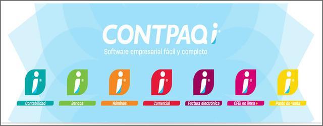 Asesorias en sistemas contpaqi. adminpaq, nominas, comercia,