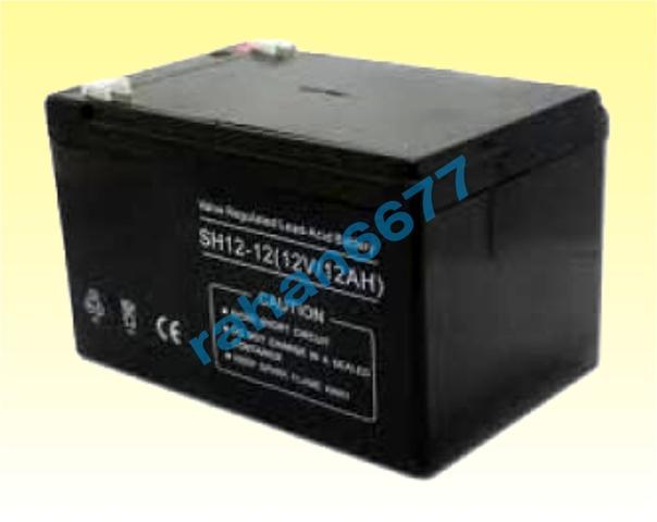 Baterias sustituta 12v para montables powerwheels