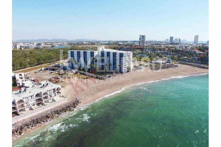 Beach front condo for sale in mazatlan, mexico