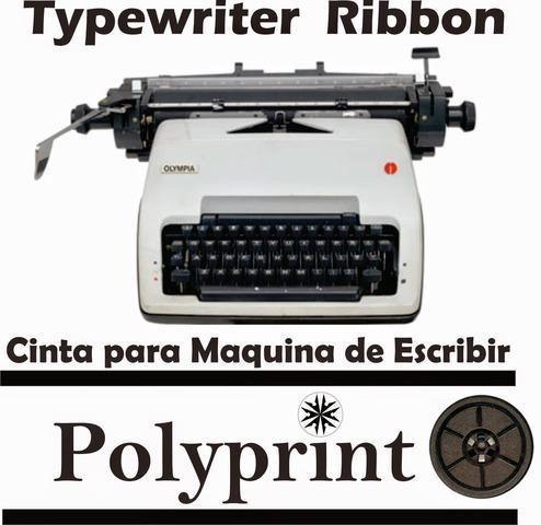 Cintas para maquinas de escribir mecanicas olympia sg3 y