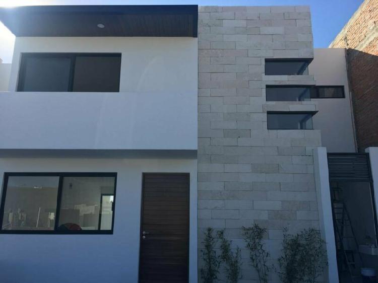 Casa - residencial el refugio /