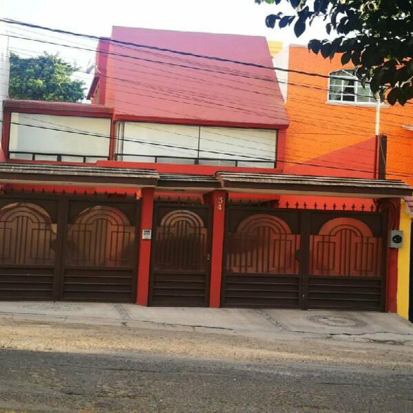 Casa en venta en jardines de bellavista, tlalnepantla