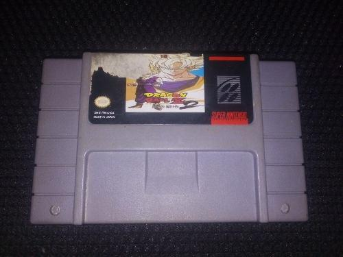 Dragon ball z 2 generico usado super nintendo snes