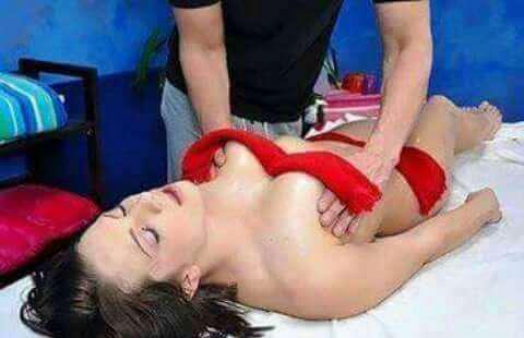 Exclusivo para damas masaje