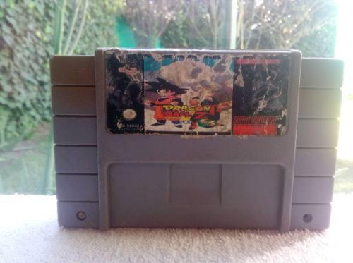 Juegos dragon ball z 3 super nintendo snes repro goku