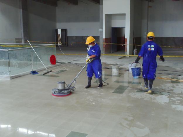 Limpieza y mantenimiento profesional serman