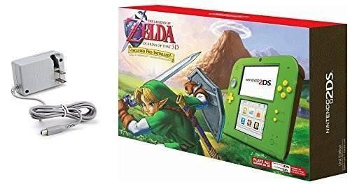 Nintendo 2ds bundle (2artículos): nintendo 2ds con the