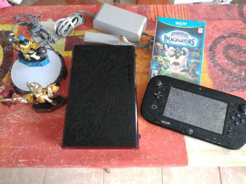 Nintendo wiiu con skylanders