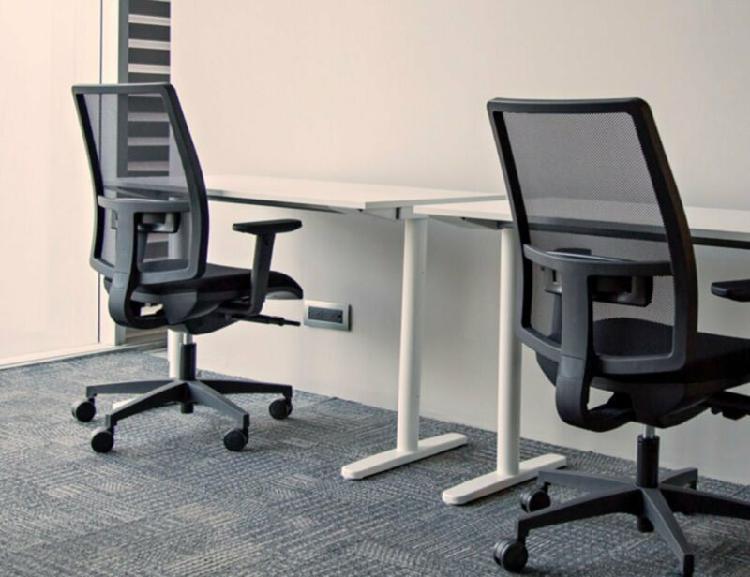 Oficinas equipadas all inclusive edificio one o one en
