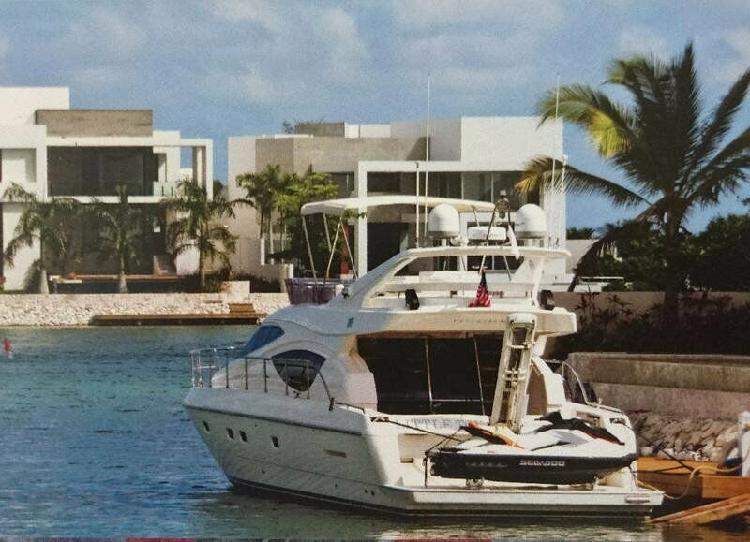 Puerto cancun.terreno en venta 400 m2 la laguna ii. lo mejor