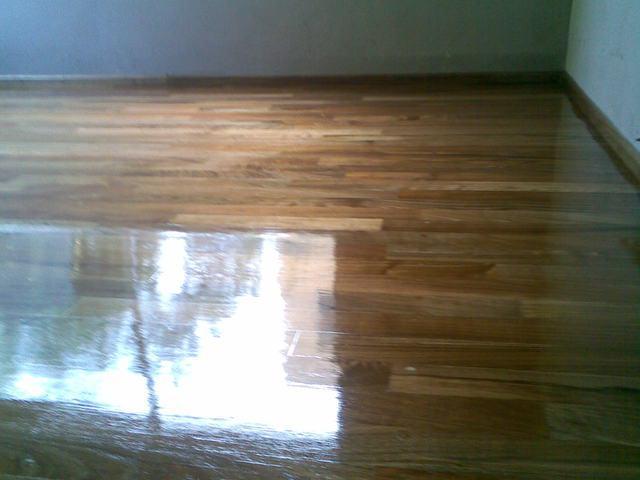 Pulidores de pisos de madera