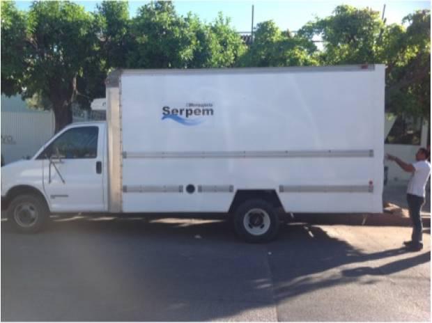 Servicio de fletes, mudanzas y transporte de mercancías,