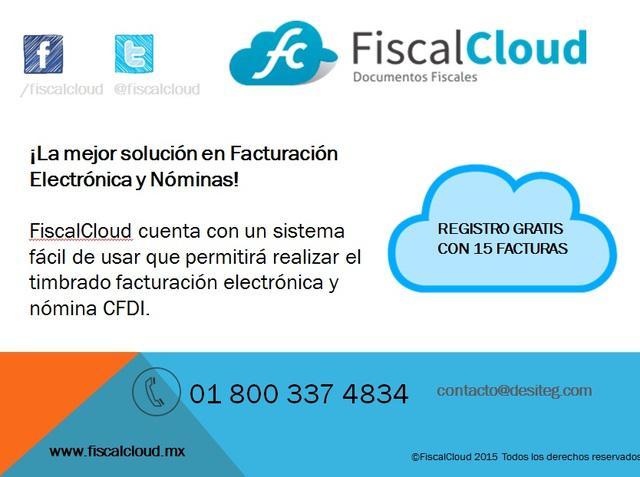 Software de facturación electrónica
