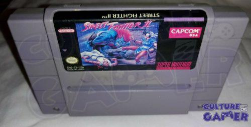 Street fighter 2 para tu snes en culture gamer