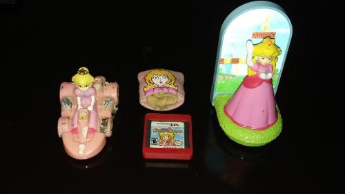 Super princess peach para nintendo ds, ds lite, dsi, 3ds 2ds