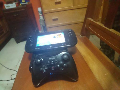 Wii u, juegos y pro controller