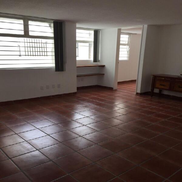 Amplia oficina en venta en colonia roma norte