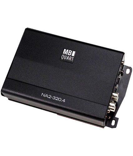 Amplificador 4 Canales Mb Quart Na2-320.4 320w Clase D 4ohms