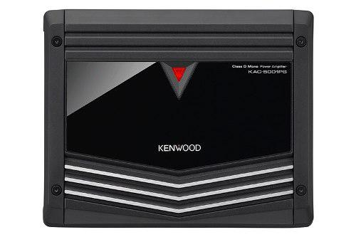 Amplificador clase d 1000watts para bajos kenwood kac-5001ps
