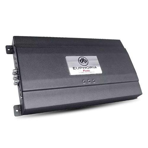 Amplificador db drive euphoria f490 4 canales clase ab nuevo