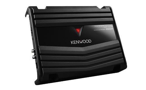 AMPLIFICADOR DE 2 CANALES 400 WATTS 2/4 OHM KENWOOD KAC-5206 segunda mano  México (Todas las ciudades)