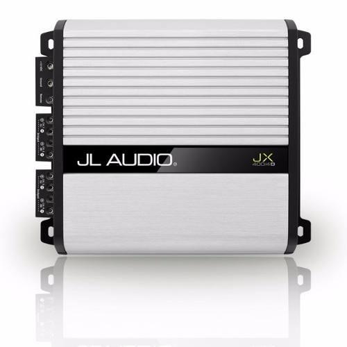 Amplificador jl audio jx400/4d clase d 400w 4 ch set medios