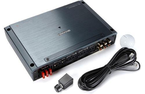 Amplificador kenwood excelon xr901-5 5 canales clase d