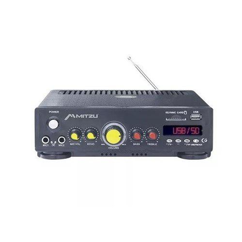 Amplificador para sonido ambiental o perifoneo usb/sd nuevo