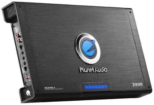 Amplificador planet audio ac2400.4 clase a/b envío gratis