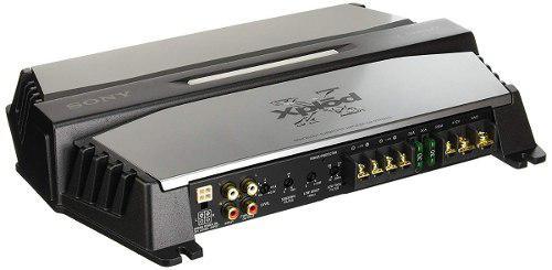 Amplificador sony clase d xm-gtr3301d 1 canal