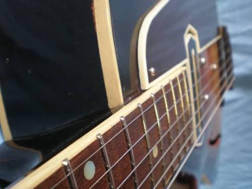 Binding para instrumentos musicales guitarra bajo