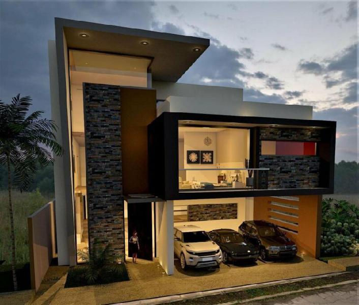 Casa en venta col la joya carretera nacional monterrey